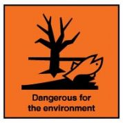 Hazard safety sign - Dangerous For 007